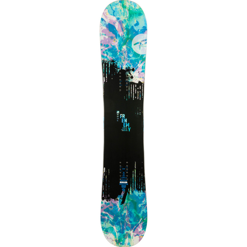 Planche De Snowboard Rossignol Frenemy Bleu Femme