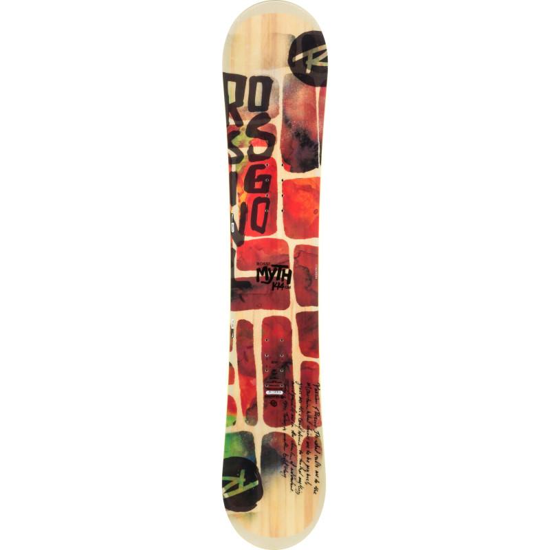 Planche De Snowboard Rossignol Myth Beige Femme