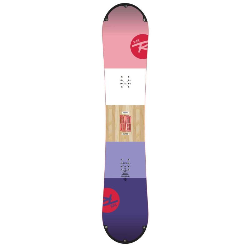Planche de Snowboard Rossignol Tesla demo Femme