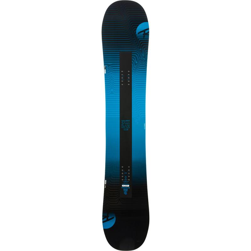 Planche De Snowboard Rossignol Sawblade Noir Homme