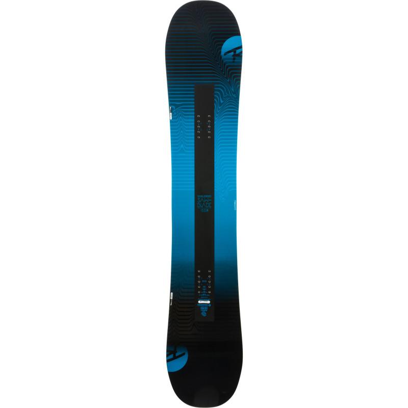 Planche De Snowboard Rossignol Sawblade Wide Noir Homme