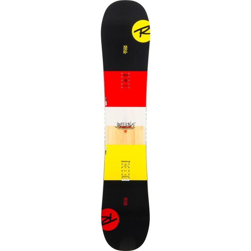 Planche De Snowboard Rossignol Jibfluence Noir