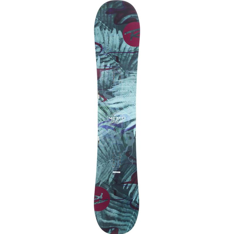 Planche De Snowboard Rossignol Meraki Bleu Femme