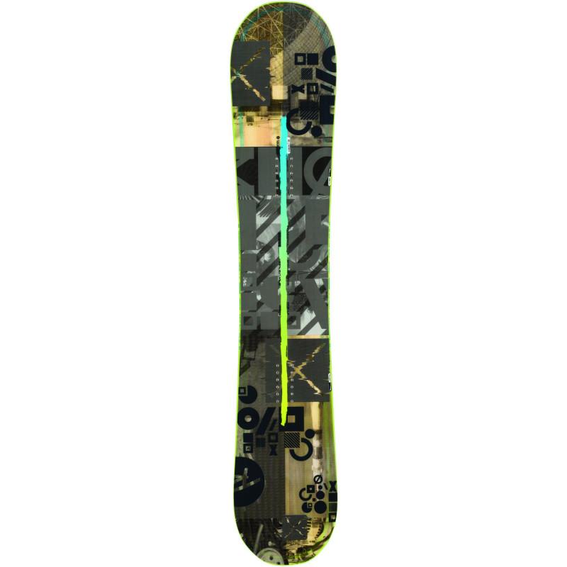 Planche de Snowboard Rossignol ONE LF WIDE Homme Vert