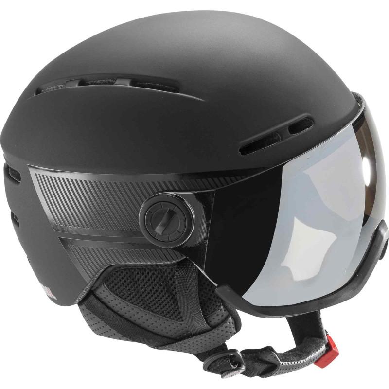 Casque De Ski Rossignol Visor - Dual Lense Noir Homme