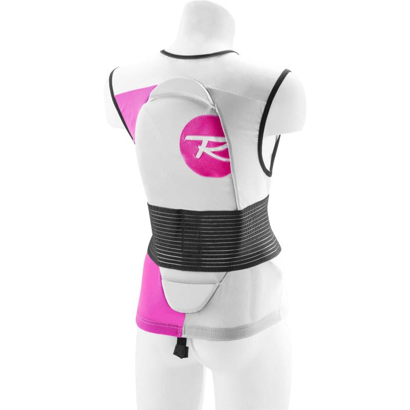 Protections de Ski RPG VEST W - SAS TEC Rose Rossignol Femme