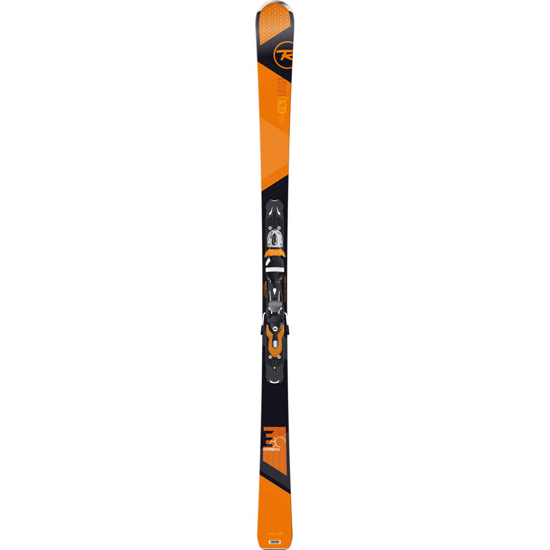 Skis Rossignol Experience 80 Xelium + Fixations Look Xelium 110
