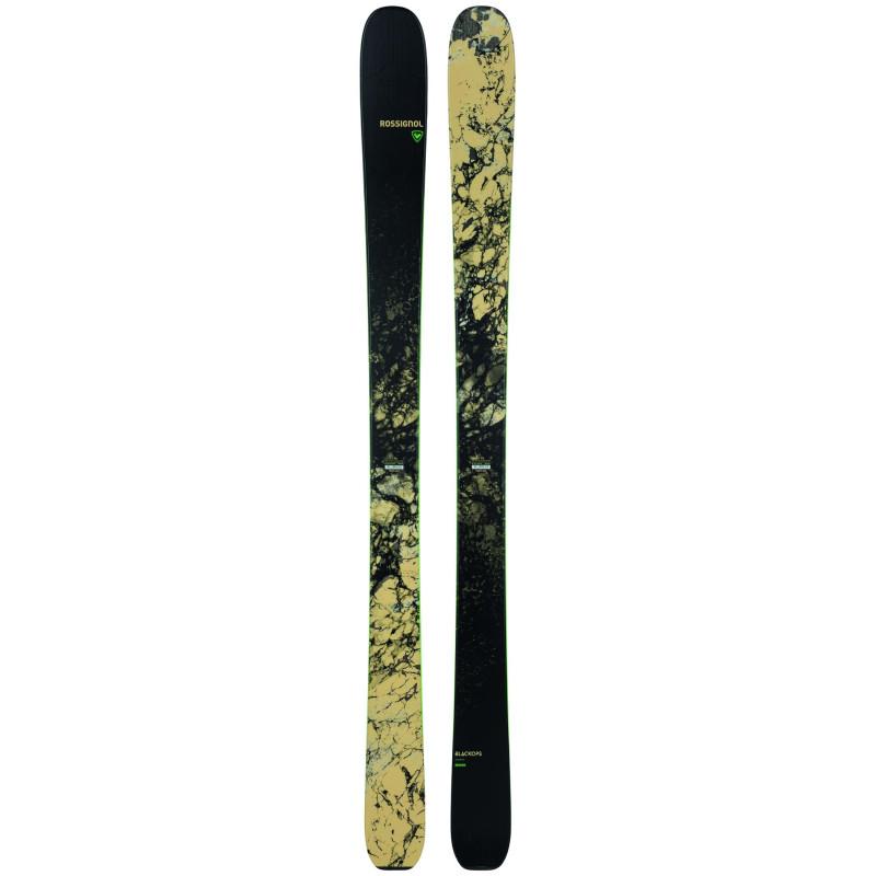 Pack Ski de Rando Rossignol Blackops Sender + Fixations Hm Rot.10 Demo Homme