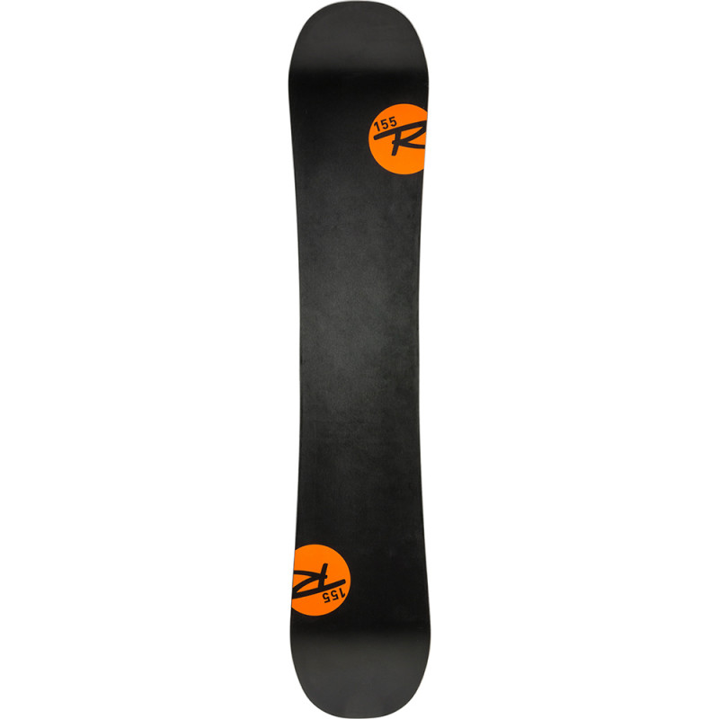 Pack Snowboard Rossignol Exp3 R.regular + Fixations reply Rail M/L Homme