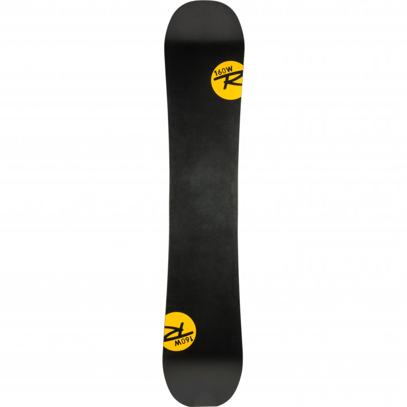 Pack Snowboard Rossignol Exp3 Rail Wide + Fixations reply Rail M/L Homme