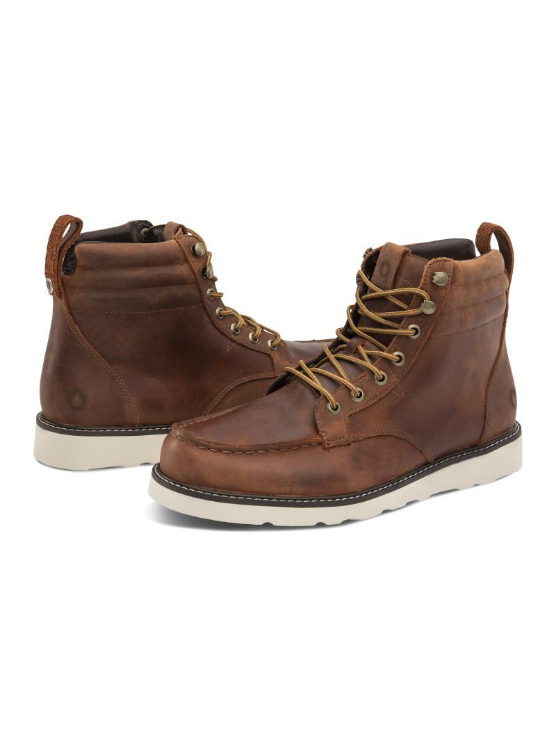 Chaussures Montantes Volcom Willington Rust Homme