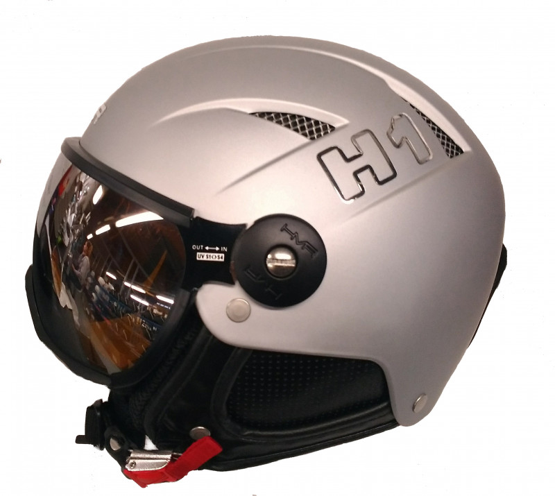 Casque de Ski/Snow HMR H1 Argent