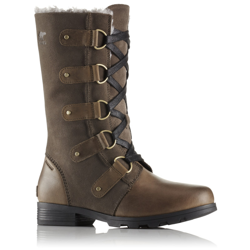 Bottes Canadiennes Sorel Femme Emilie Major