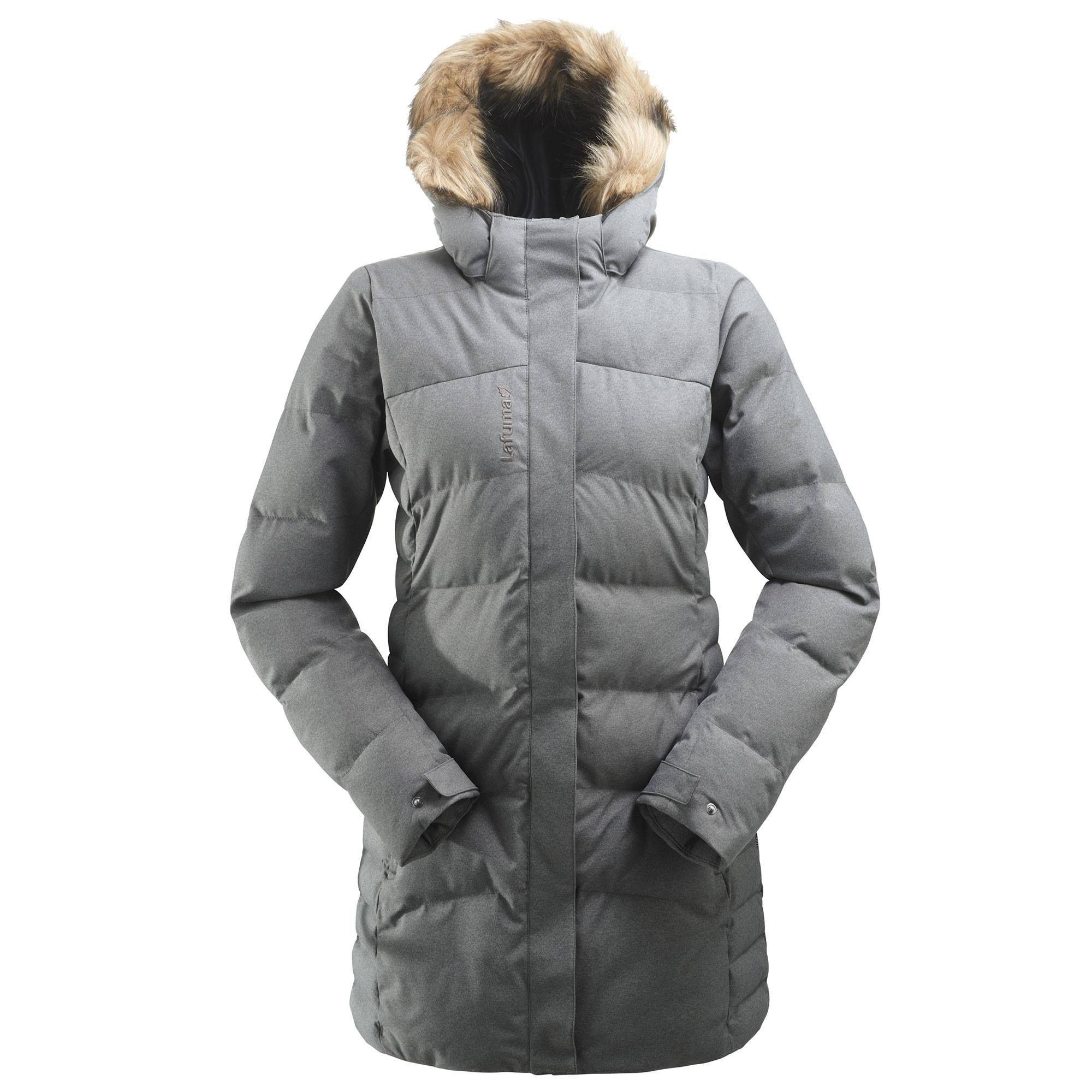 Gris Femme Gratuite Livraison Ld Hudson Coat Veste Lafuma qIC77