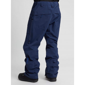 Pantalon de Ski / Snow Burton Ak Gore-Tex-Tex Hover Dress Blue Homme