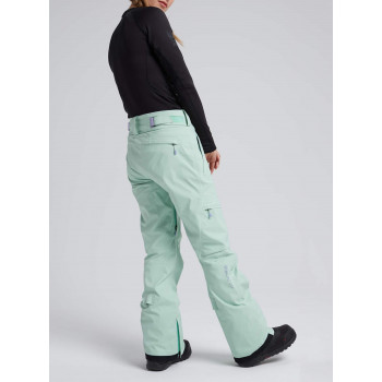 Pantalon de Ski / Snow Burton Ak Gore-Tex-Tex Summit Faded Jade Femme