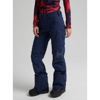 Pantalon de Ski / Snow Burton Ak Gore-Tex-Tex Summit Dress Blue Femme