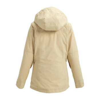Veste de Ski/Snow Burton JET SET PEBBLE HEATHER