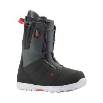 Boots de Snowboard Burton MOTO GRAY Homme Gris
