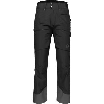 Pantalon de Ski/Snow Norrona lofoten Gore-Tex insulated Pants Caviar Homme