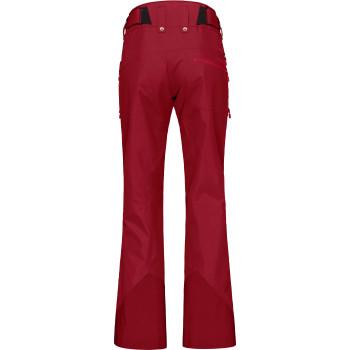 Pantalon de Ski/Snow Norrona lofoten Gore-Tex insulated Pants Rhubarb Femme