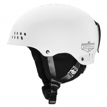 Casque de Ski/Snow K2 EMPHASIS white Femme