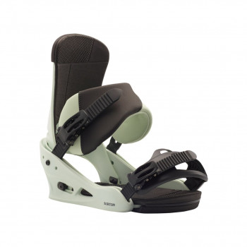 Fixations de Snowboard Burton CUSTOM SEA FOAM