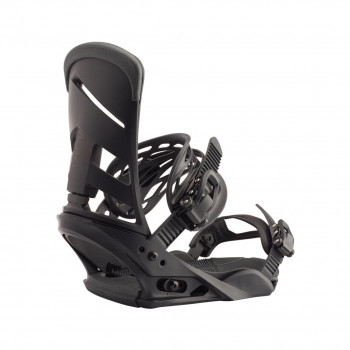 Fixations de Snowboard Burton MISSION BLACK
