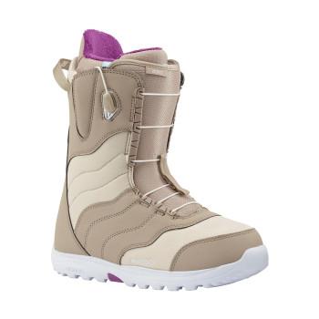 Boots de Snowboard Burton Mint Marron Femme