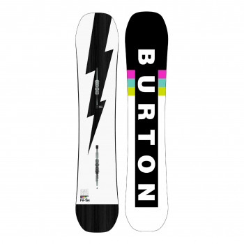 Planche de Snowboard Burton Custom Flying V 2nd Homme