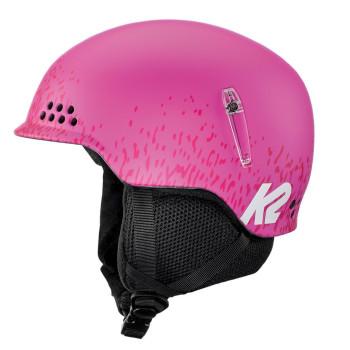 Casque de Ski/Snow K2 ILLUSION EU pink Enfant