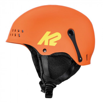 Casque de Ski/Snow K2 ENTITY orange Enfant