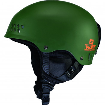 Casque de Ski/Snow K2 PHASE PRO forest green Homme