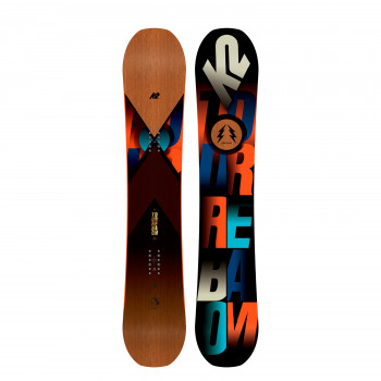 Planche de Snowboard K2 TURBO DREAM Homme