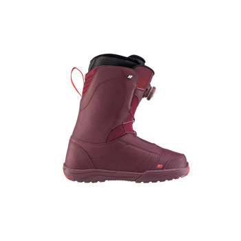 Boots de Snowboard K2 HAVEN burgundy
