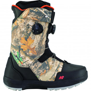 Boots de Snowboard K2 Maysis Clicker X Hb Realtree Homme