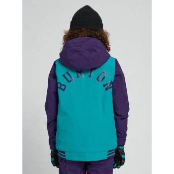 Veste de Ski/Snow Burton Game Day Dynasty Green Garçon