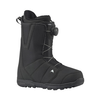 Boots de Snowboard Burton MOTO BOA BLACK