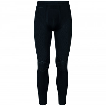 Sous-Vêtement Technique Odlo Homme Collant ML Evolution Warm Black