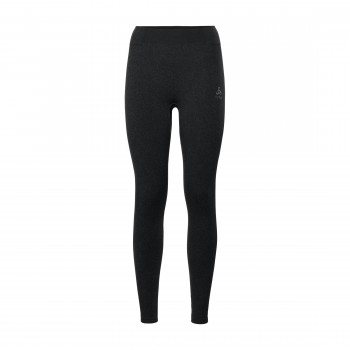 Collant Technique Femme Odlo PERFORMANCE WARM Black