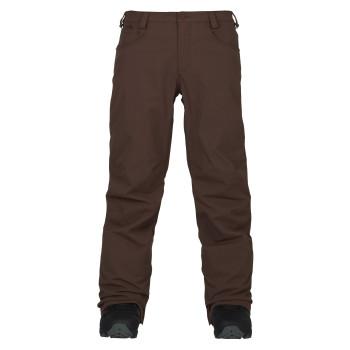 Pantalon De Ski/Snow Burton Wolfeboro Marron Homme