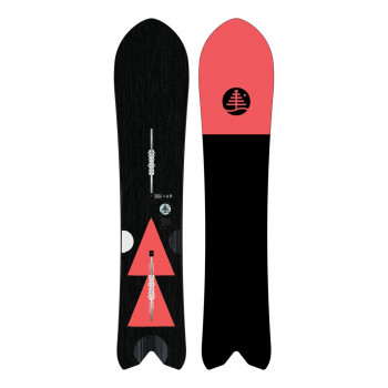 Planche de Snowboard Burton FT STICK SHIFT Femme