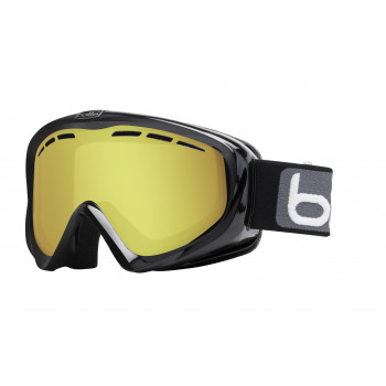Masque de Ski/Snow Bollé Y6 OTG Shiny Black Lemon