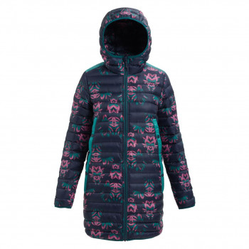 Veste de Ski/Snow Burton Evergreen Long Down Bleu Femme