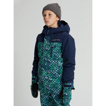 Veste de Ski/Snow Burton Covert Birds Eye Garçon