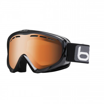 Masque de Ski/Snow Bollé Y6 SHINY BLACK-MODULATOR CITRUS DARK