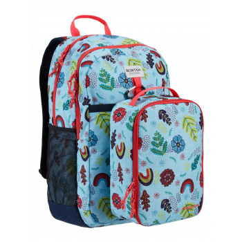 Sac à Dos Burton KD LUNCH-N-PACK EmbroideRed Floral Print