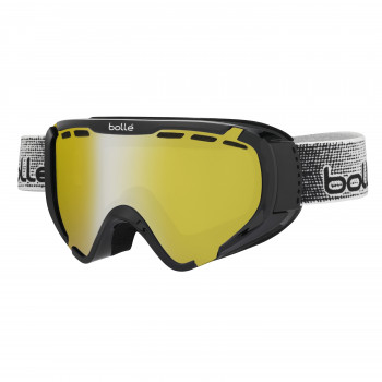 Masque de Ski/Snow Bollé Explorer Shiny Black Lemon