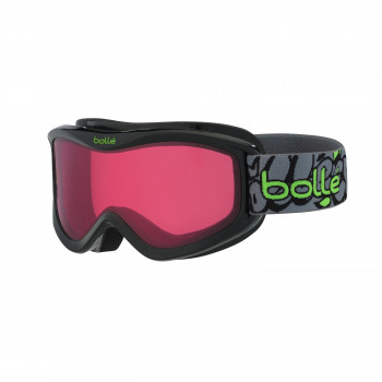 Masque de Ski/Snow Bollé Volt Black Graffiti Vermillon