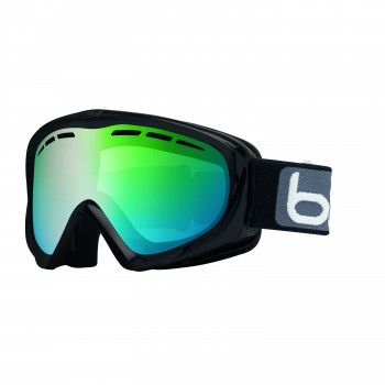 Masque de Ski/Snow Bollé Y6 OTG Matte Black Modulator Green Emerald